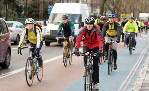 London-Cycling