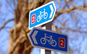 Route-sign