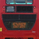 London bus tech