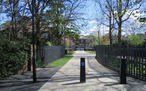 Hackney cycleway