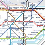 New London tube map