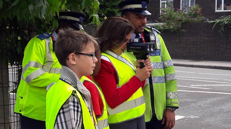Hackney junior roadwatch