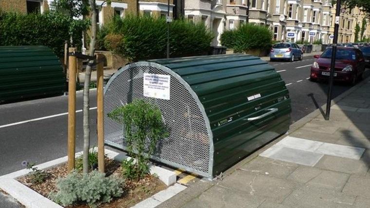 Hounslow cycle hanger