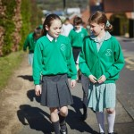 Children walking TfL LRSC