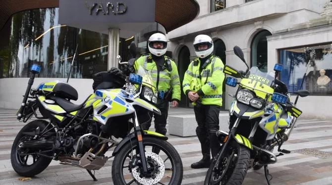 Met Police PTWs