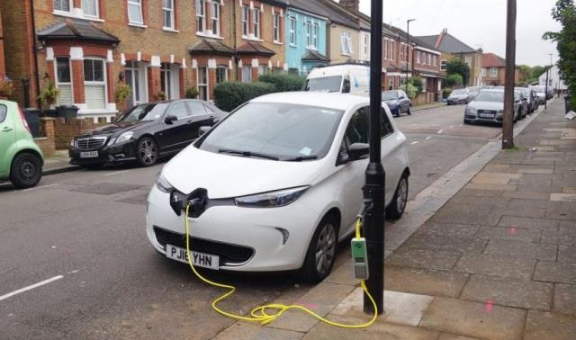 Wandsworth charging points