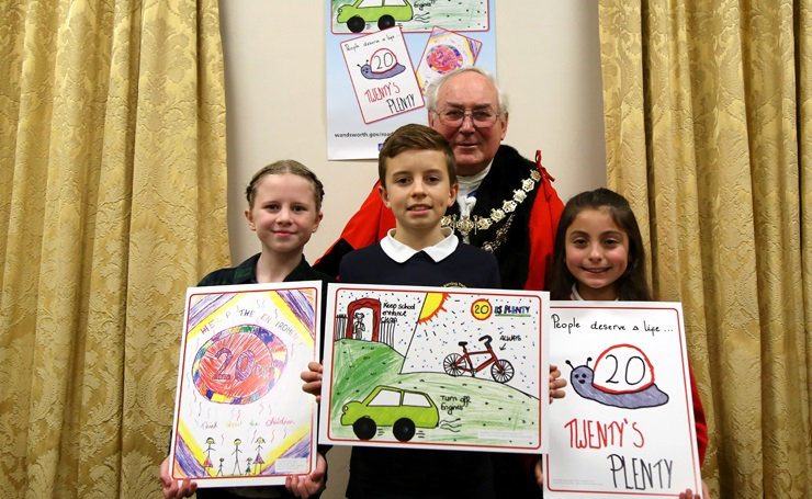 Wandsworth poster competition