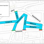 Hackney ULEV streets