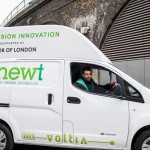 London electric van