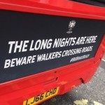 City of London bus campaign