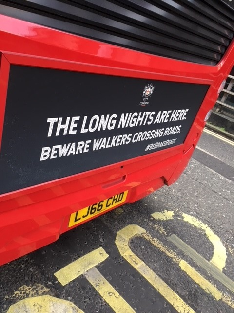 City of London bus campaign 3