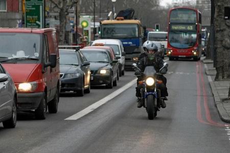 Motorcycling London LRSC home