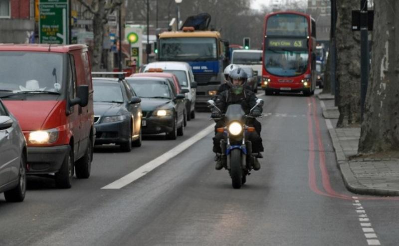 Motorcycling London LRSC