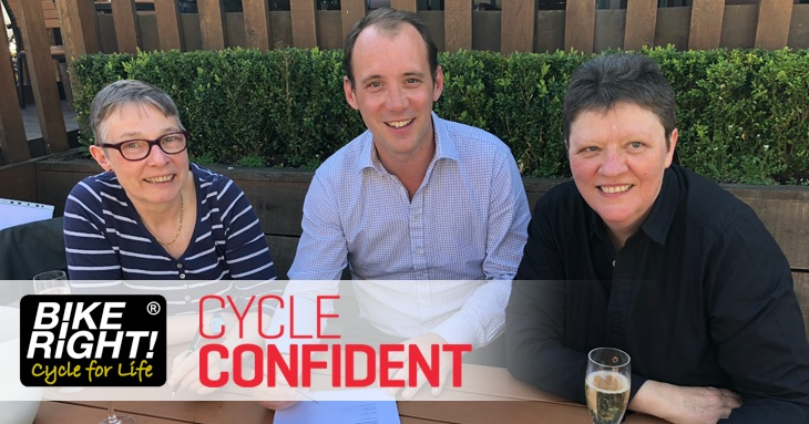 Cycle confident partnership