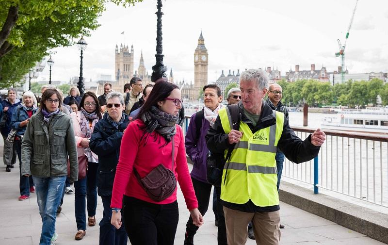 TfL walk london