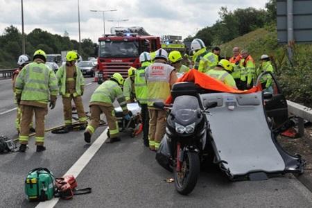 crash-on-motorway LRSC home