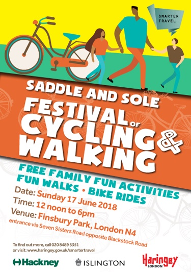 Saddle and sole cycle event2