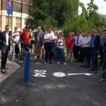 LRSC Thames Path opening home
