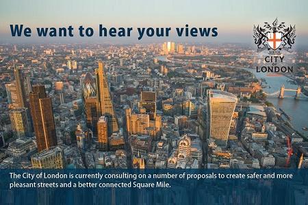 City of London consultation LRSC home