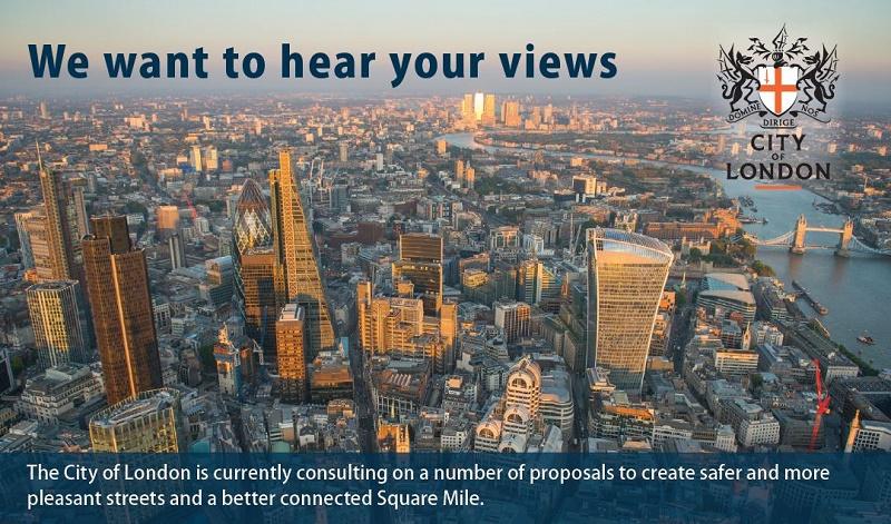 City of London consultation