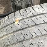 LRSC part worn tyre home