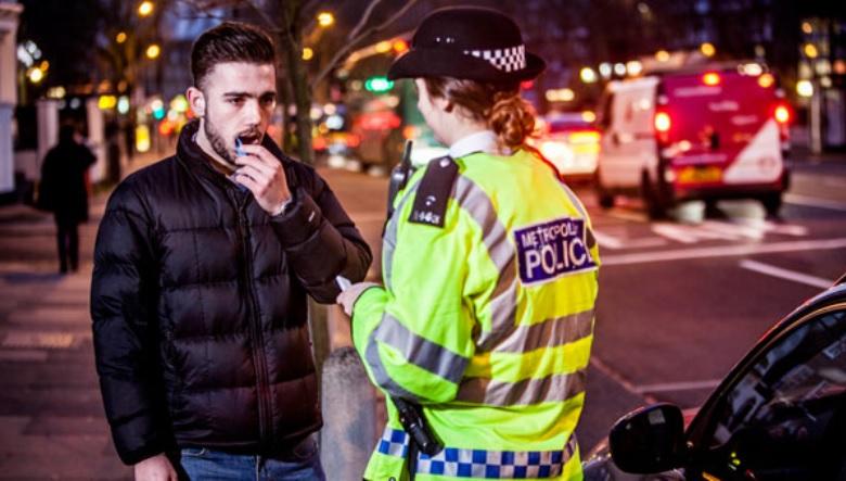 Met Police drug driving
