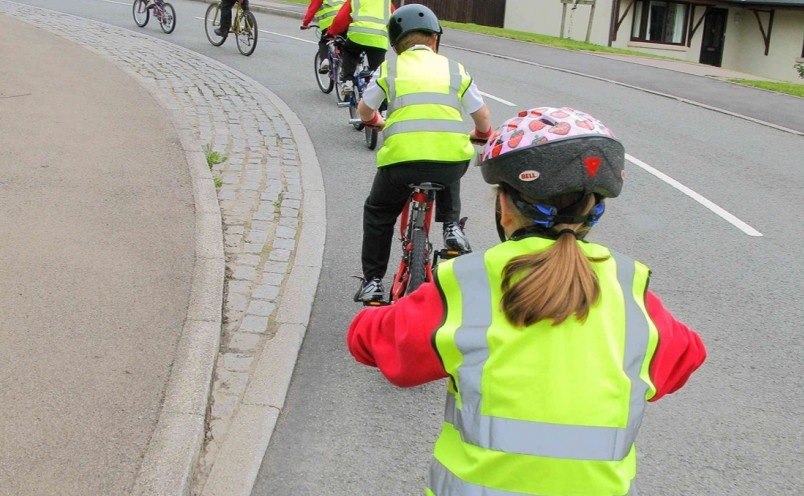 LRSC child cycle training