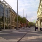 LRSC Exhibition Road shared space home
