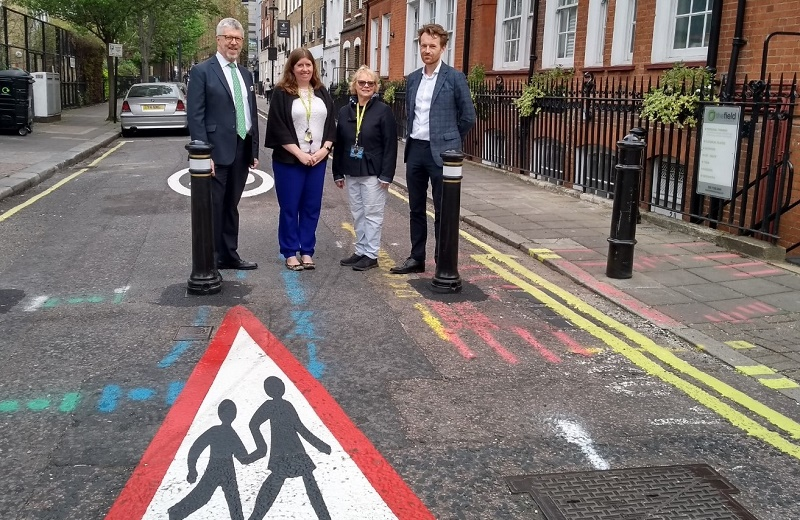 LRSC Westminster School street