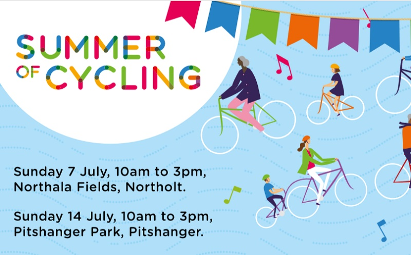 LRSC Ealing summer cycling