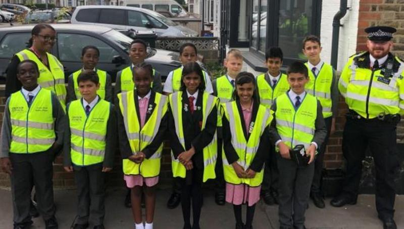 LRSC Croydon junior watch