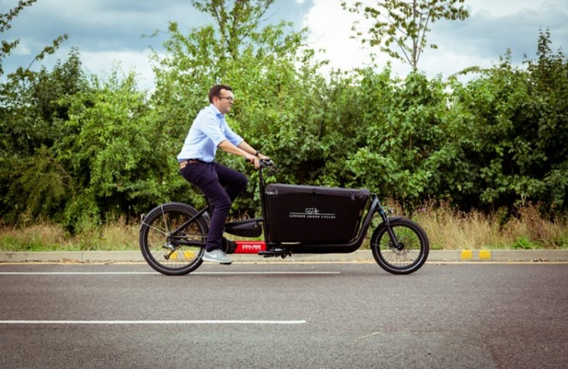 LRSC cargo bike