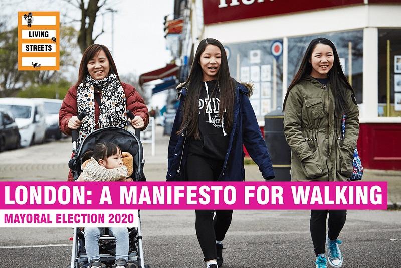 Living Streets walking manifesto